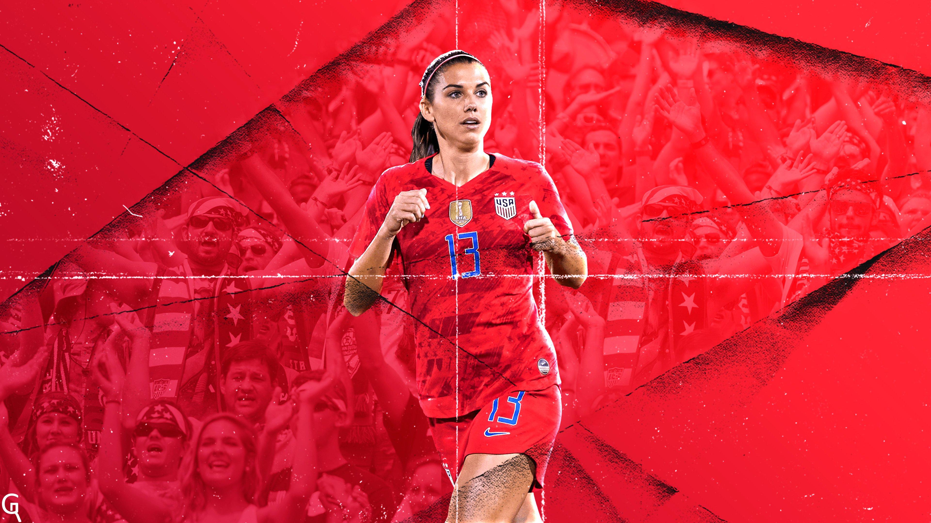 Sport Wallpaper Iphone 6 Plus: 1080x1920 Alex Morgan 2019 Iphone 7, 6s, 6 Plus And Pixel
