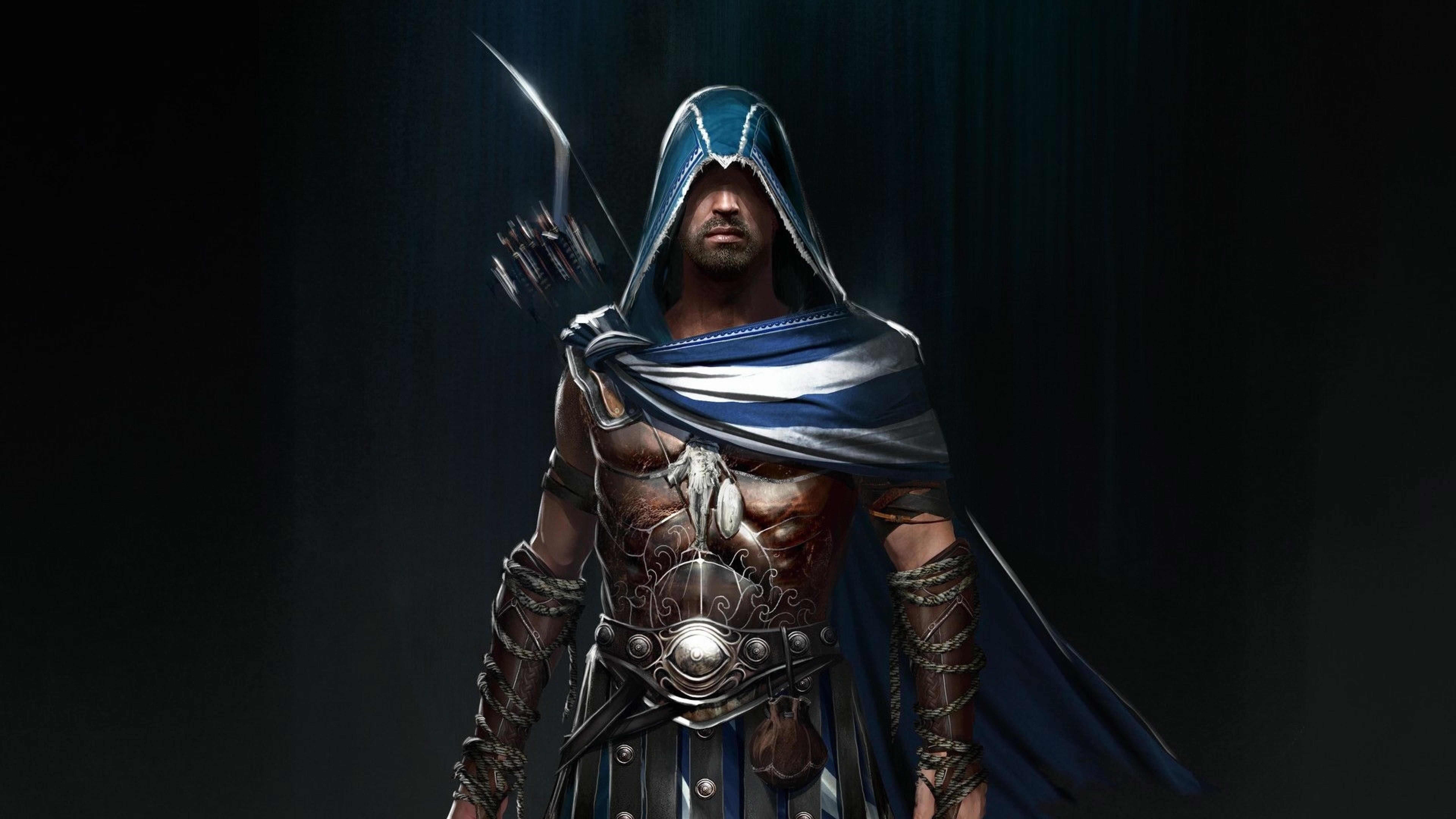 7680x4320 Alexios Assassins Creed 8k Wallpaper Hd Games 4k
