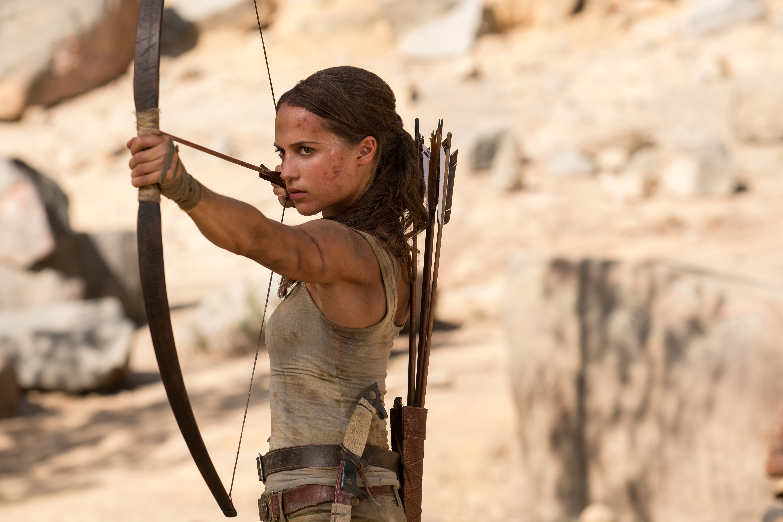 7680x4320 Lara Croft 8k Artwork 8k Hd 4k Wallpapers: Alicia Vikander As Lara Croft In Tomb Raider, HD 8K Wallpaper