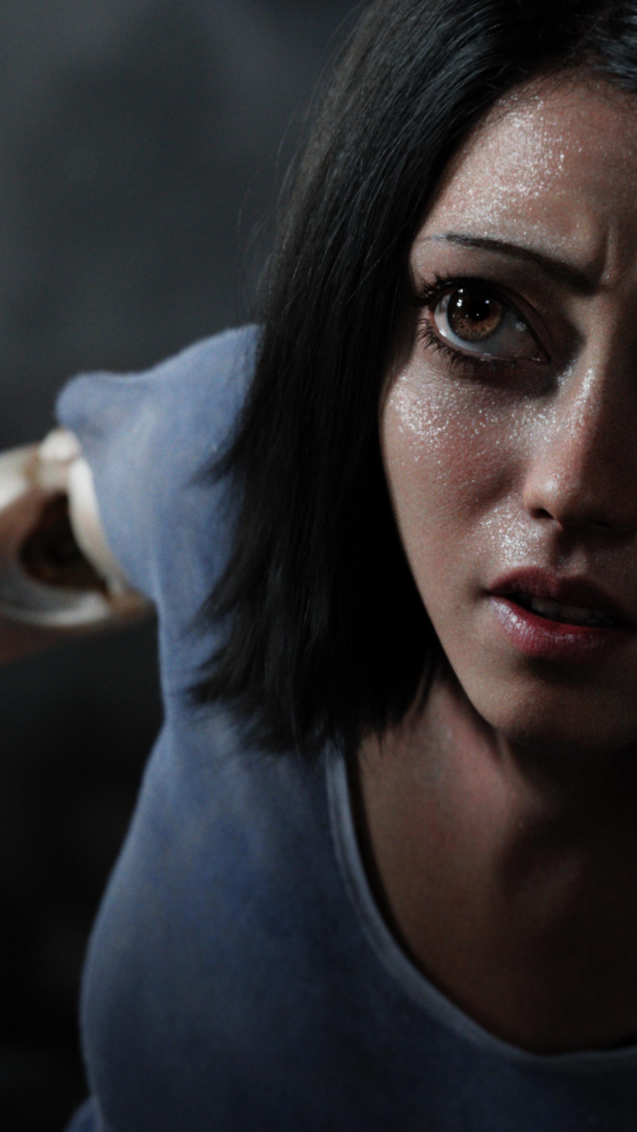 Алита Боевой ангел фильм 2019