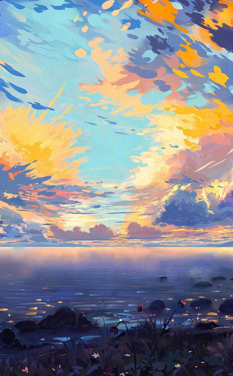 Alone Boy Standing Near Coast Boats Full Hd Wallpaper