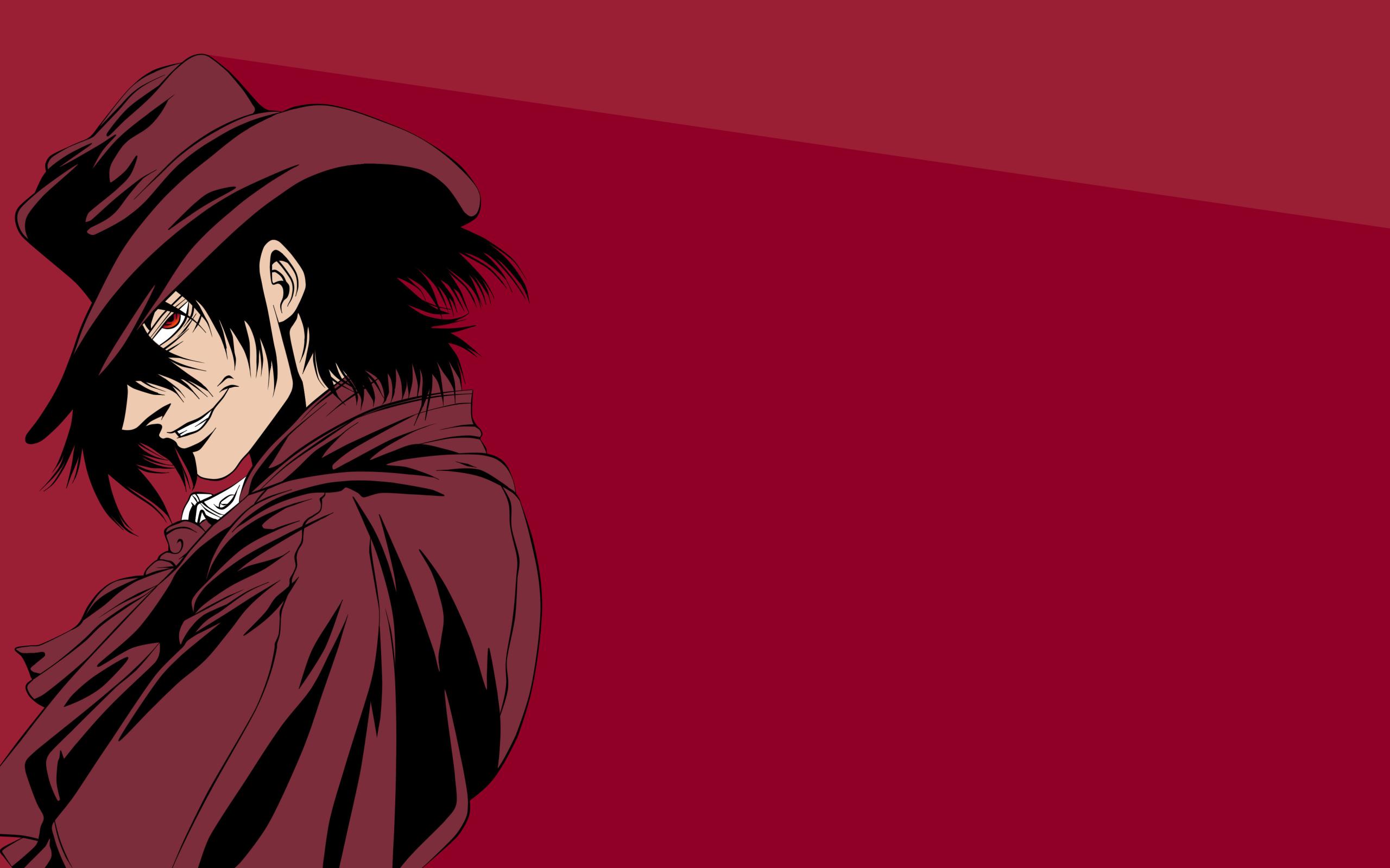 Alucard Hellsing Anime Resolution