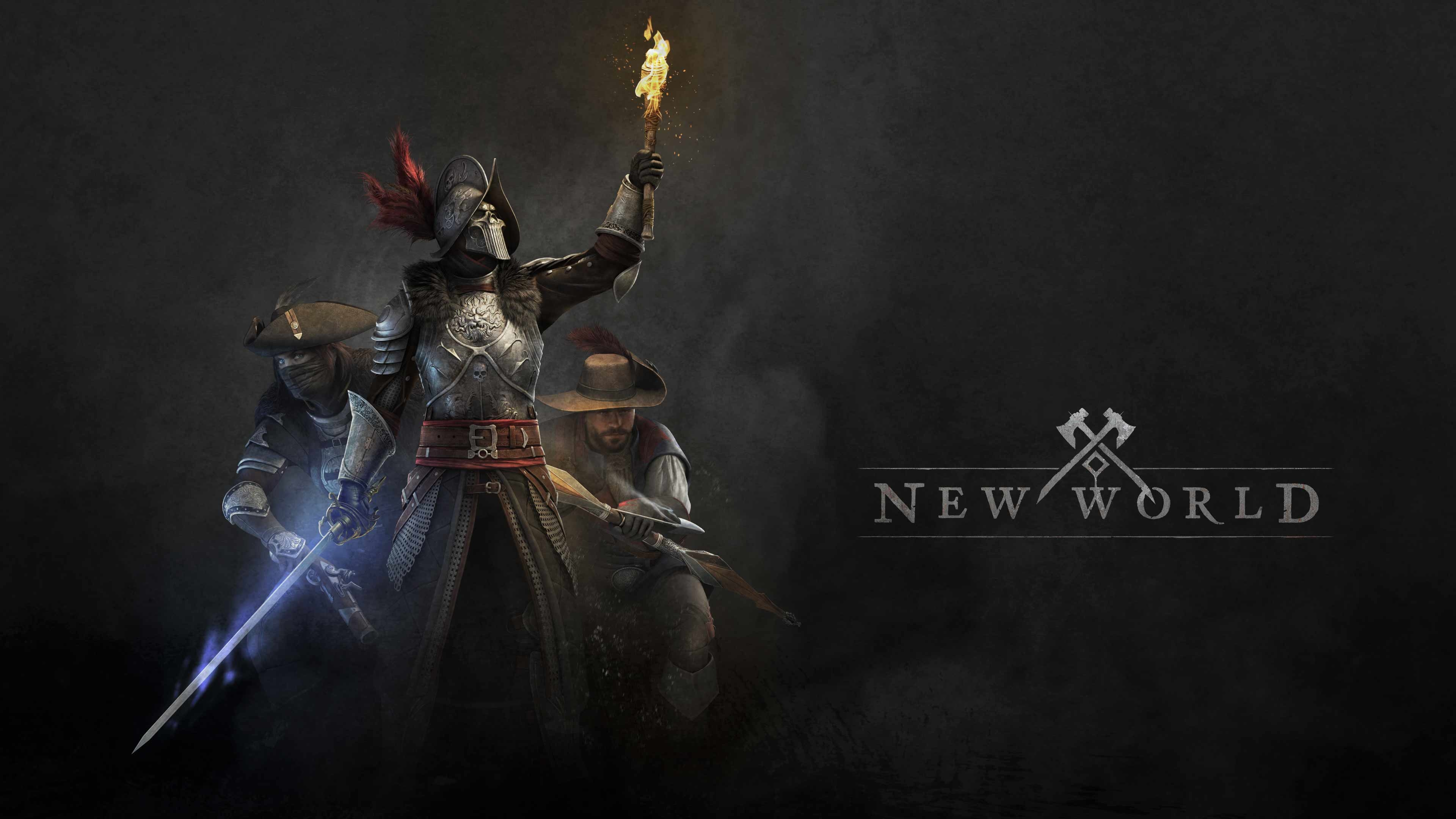 Amazon New World Wallpaper Hd Games 4k Wallpapers Images Photos