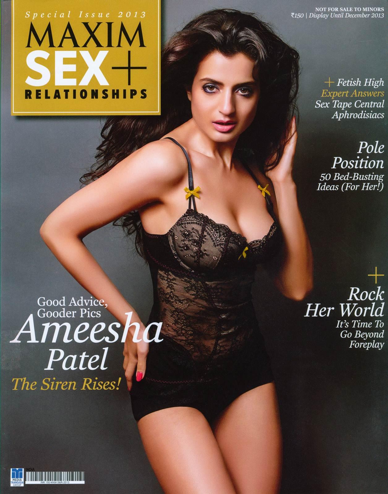Ameesha patel in maxim magazine hd wallpaper download original voltagebd Images