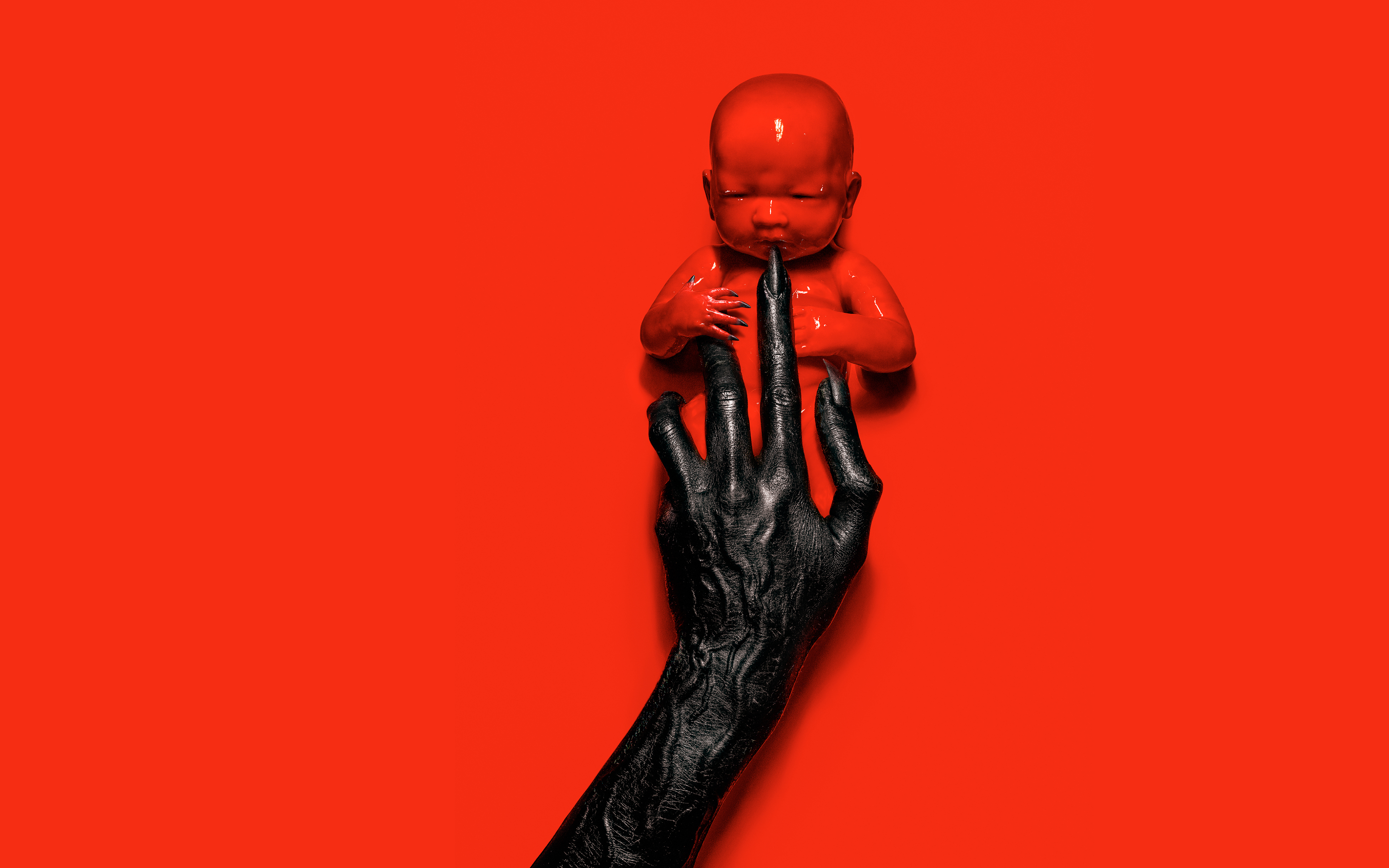 3840x2400 American Horror Story Apocalypse Season 8 Poster 4k