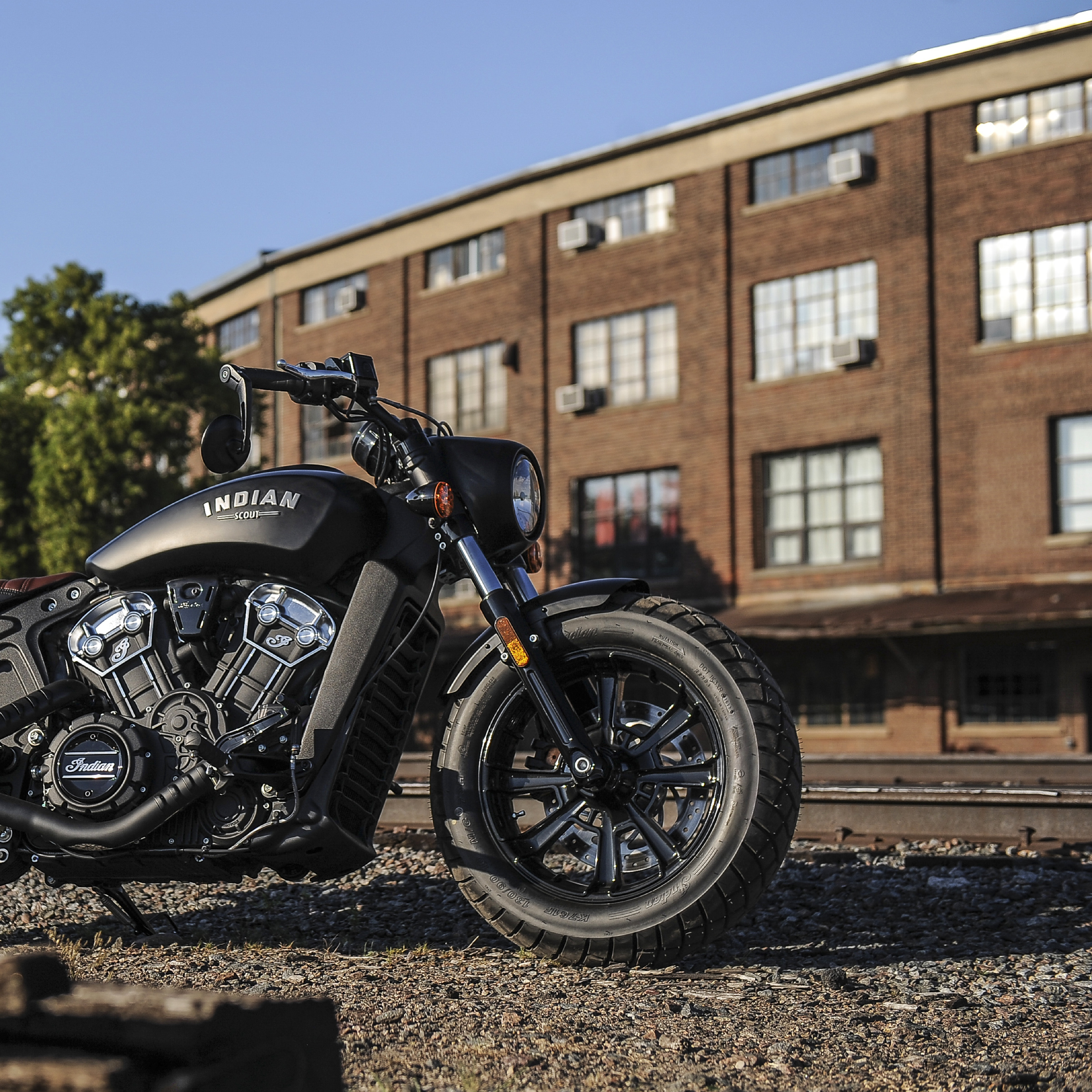 2932x2932 American Motorcycles Indian Scout Bobber 2018 ...