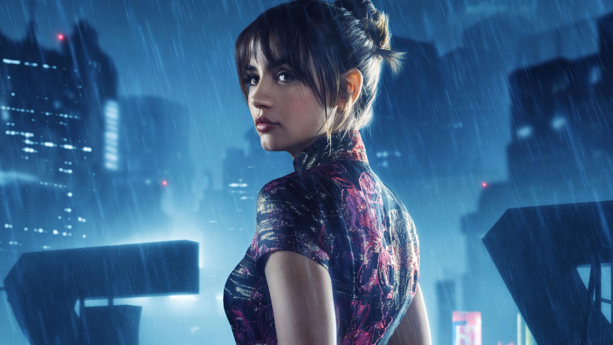 Ana De Armas As Joi In Blade Runner 2049 Hd 4k Wallpaper