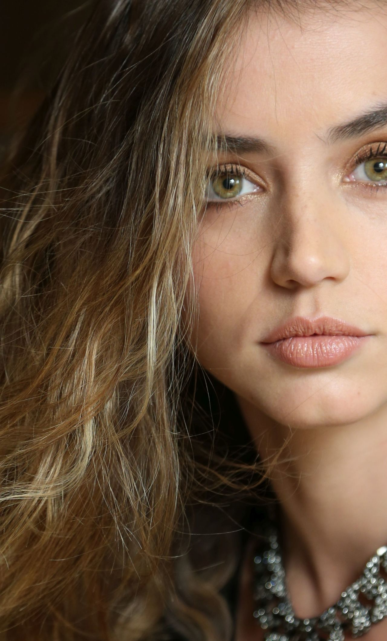 Ana De Armas Beautiful Face, HD 4K Wallpaper