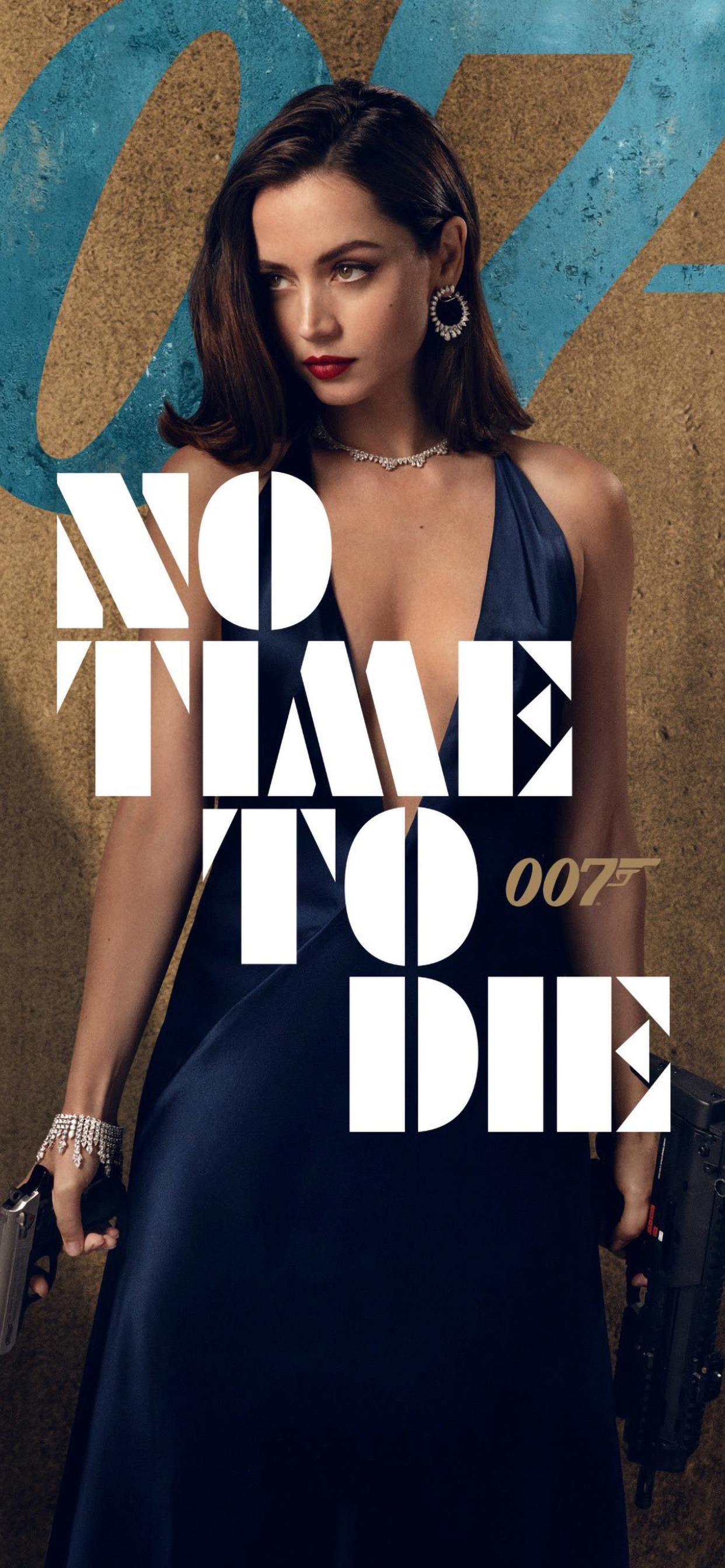 1242x26 Ana De Armas From No Time To Die Movie Iphone Xs Max Wallpaper Hd Movies 4k Wallpapers Images Photos And Background
