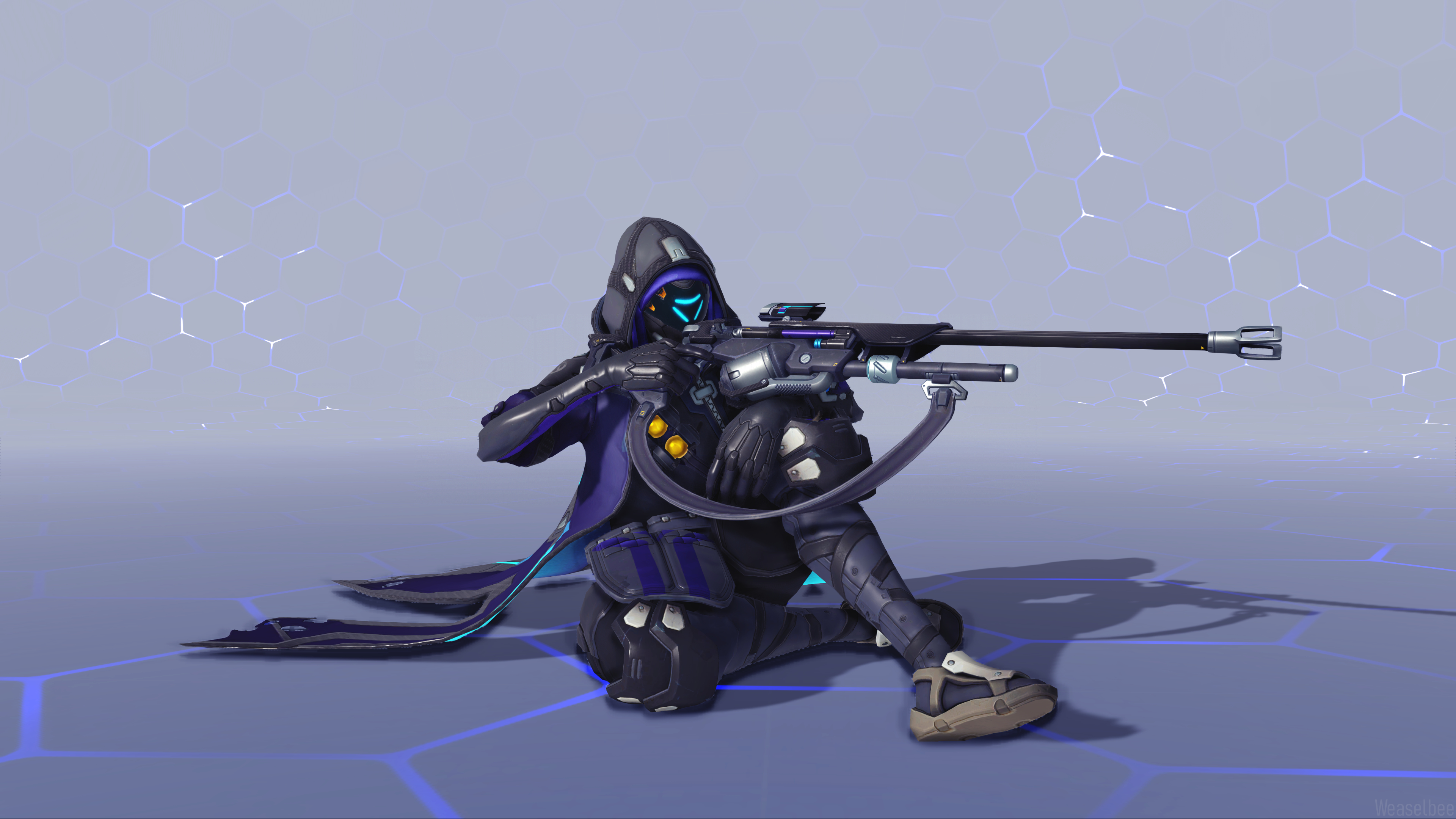 Ana Shrike Overwatch Wallpaper Hd Games 4k Wallpapers Images Photos And Background