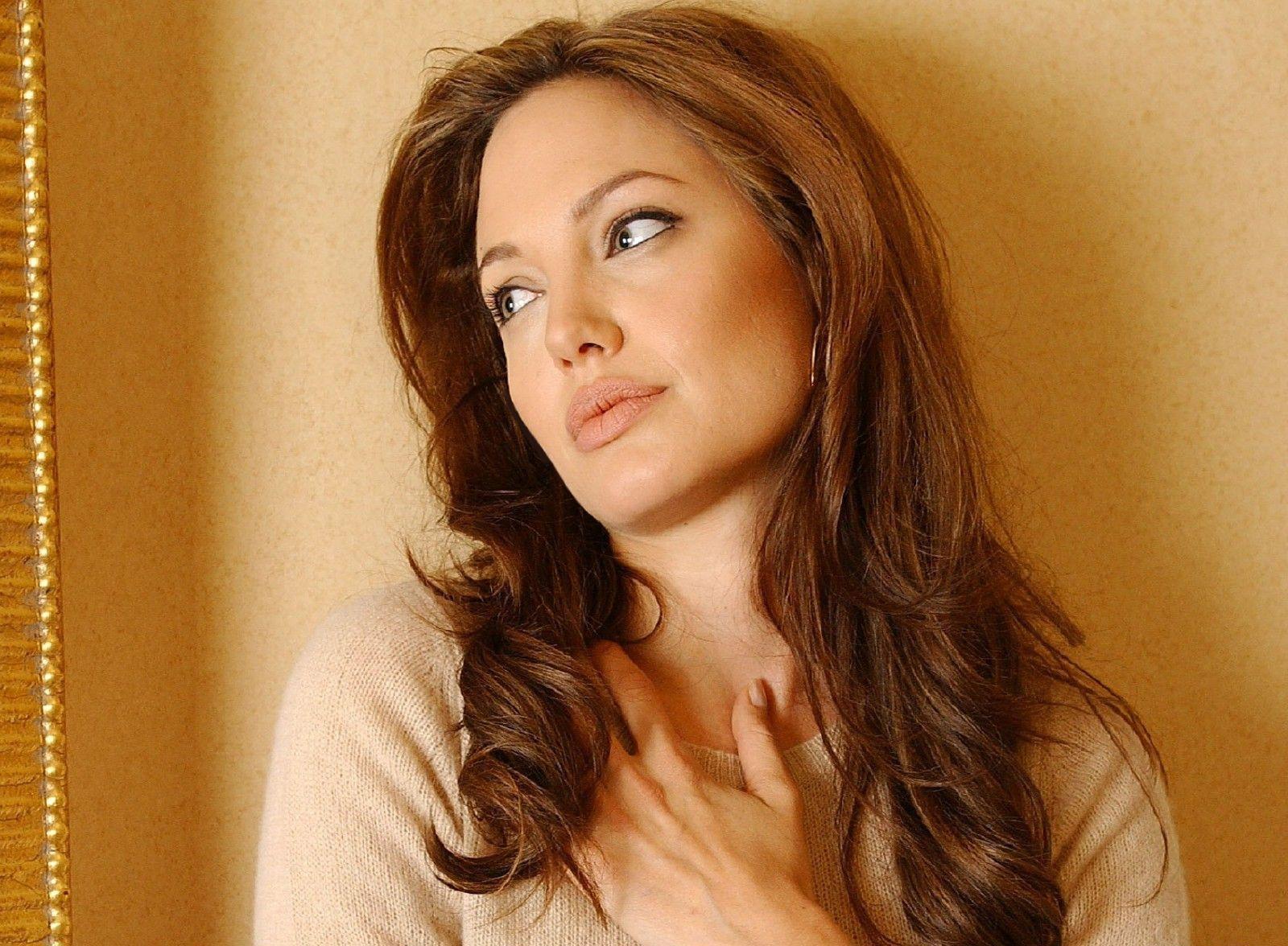 Angelina Jolie -Amazing Look Wallpapers - 1600x1200 - 218362