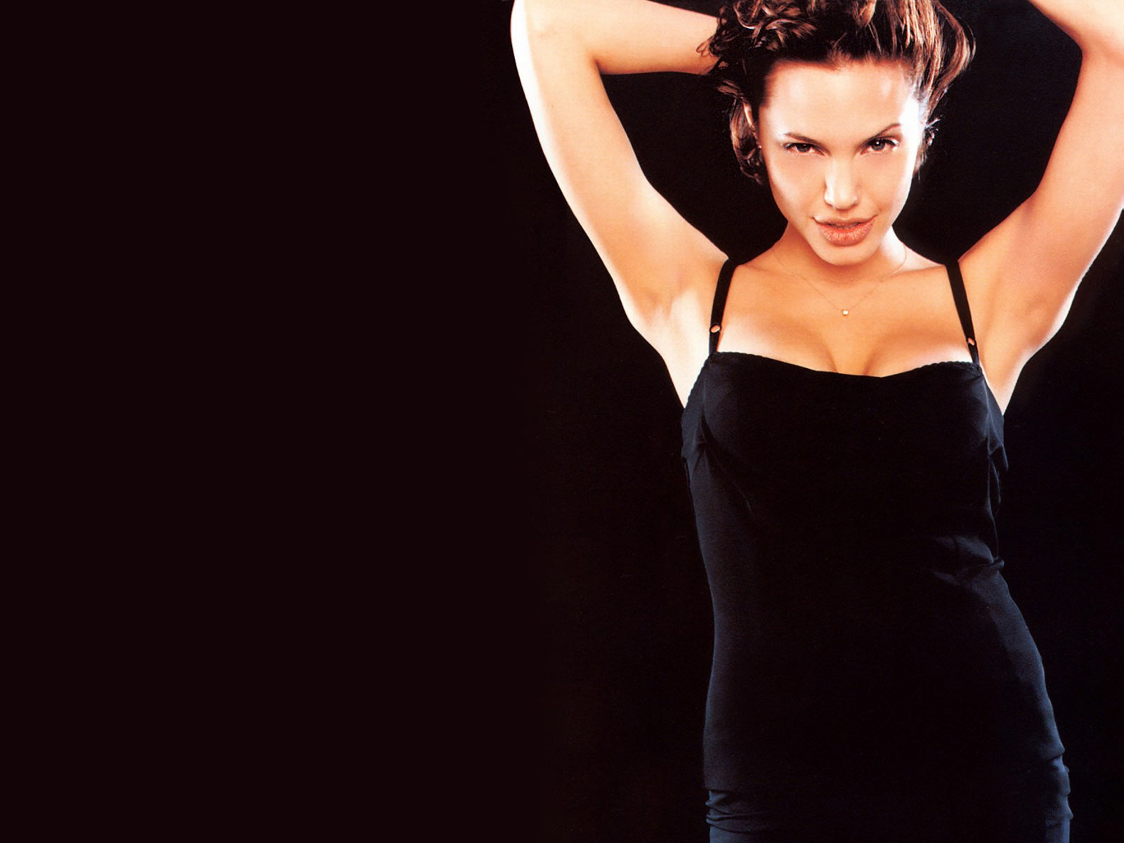 Angelina Jolie Photos Hot angelina jolie hot cleavage images wallpaper, hd celebrities