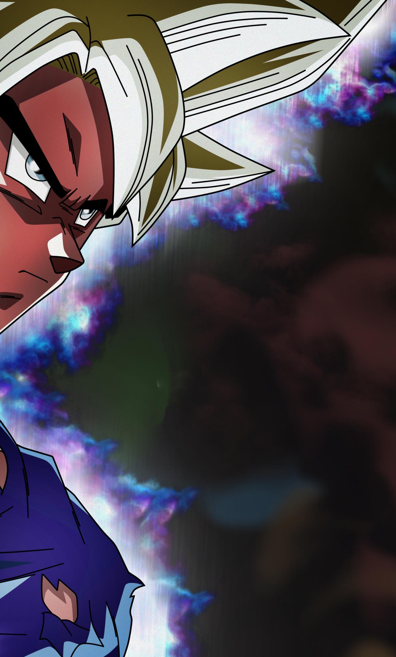 Download Angry Goku Dragon Ball Super 2560x1440 Resolution ...