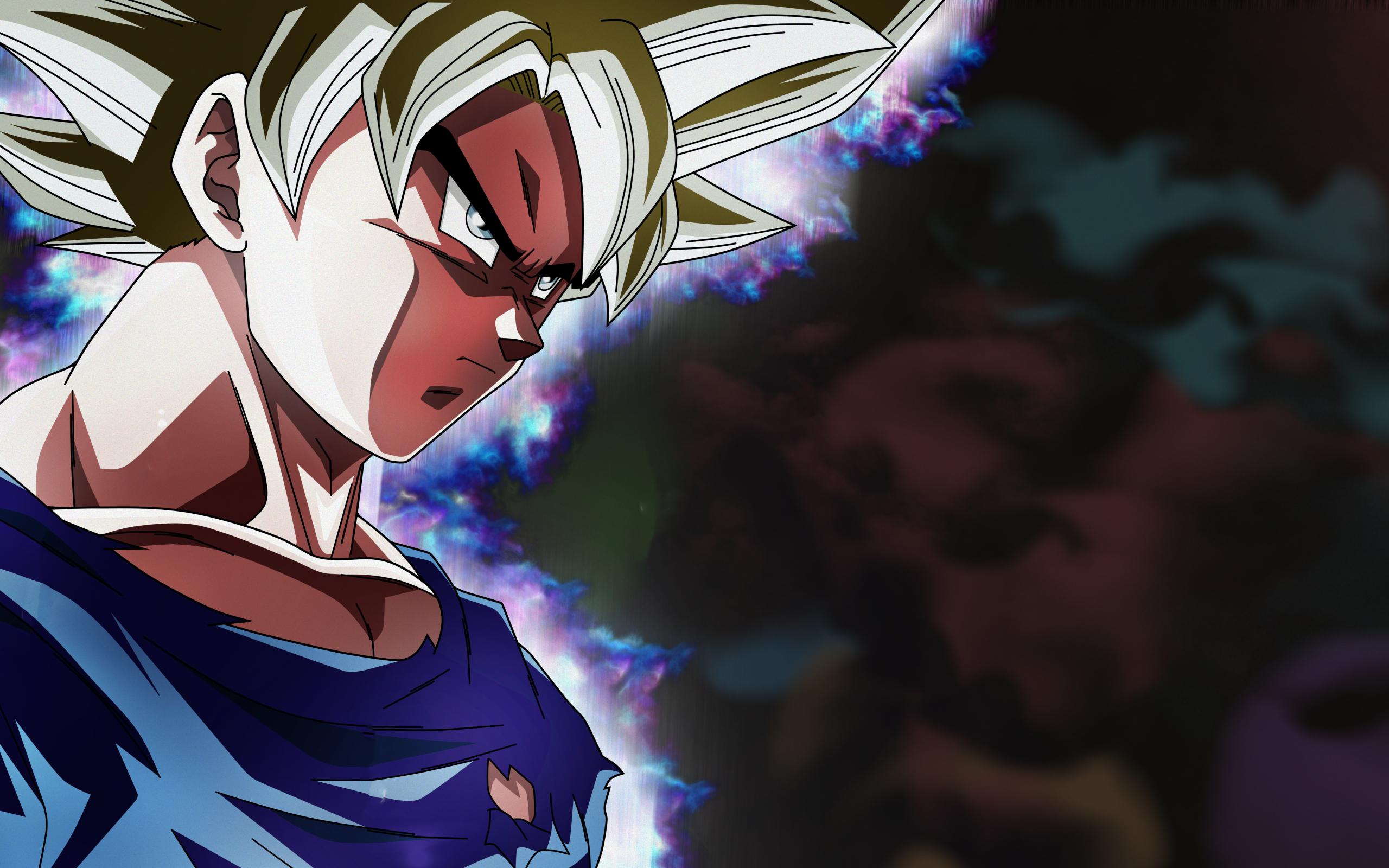 2560x1600 Angry Goku Dragon Ball Super 2560x1600 Resolution