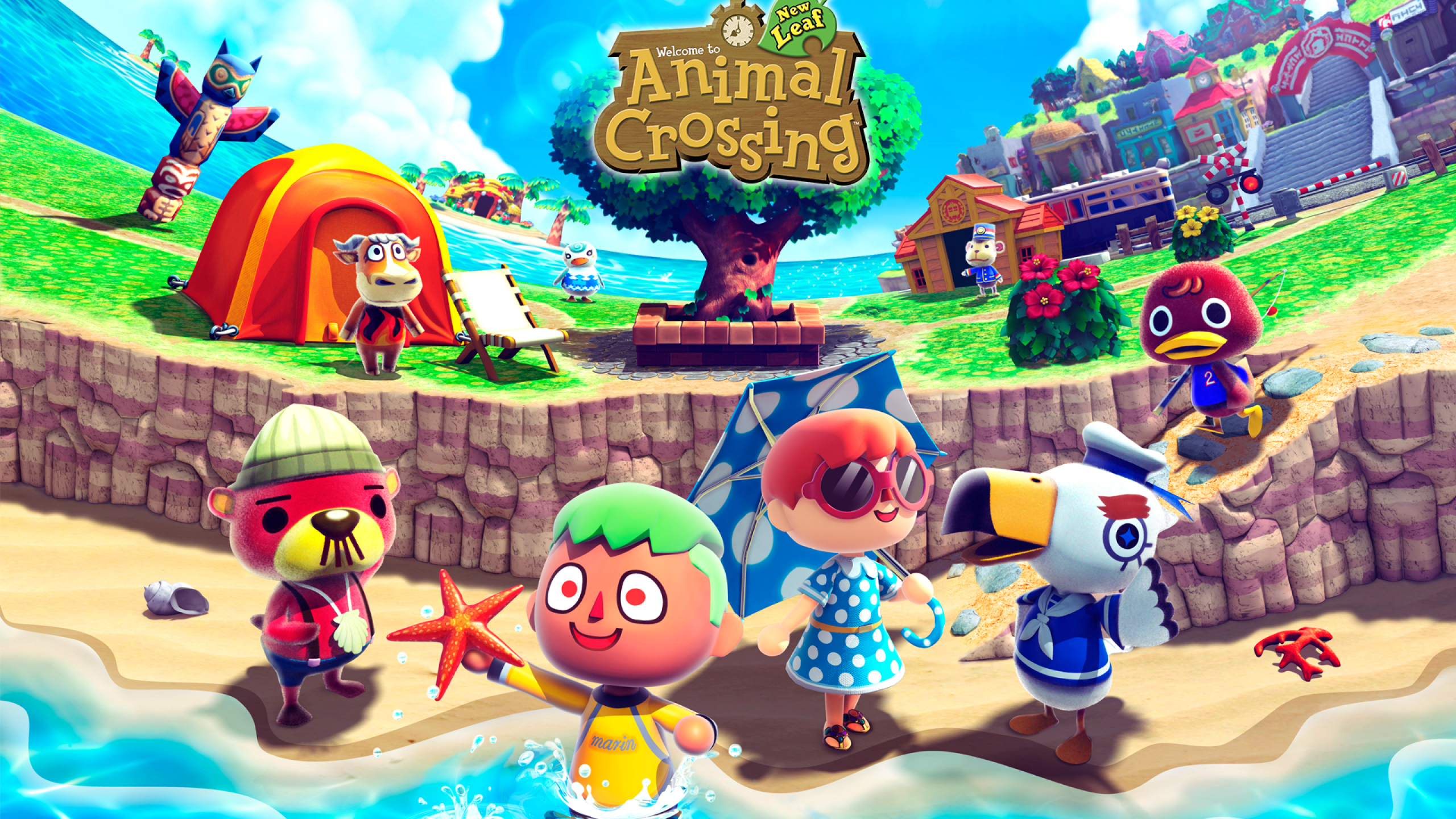 2560x1440 Animal Crossing Nintendo Ead N64 1440p Resolution Wallpaper Hd Games 4k Wallpapers Images Photos And Background