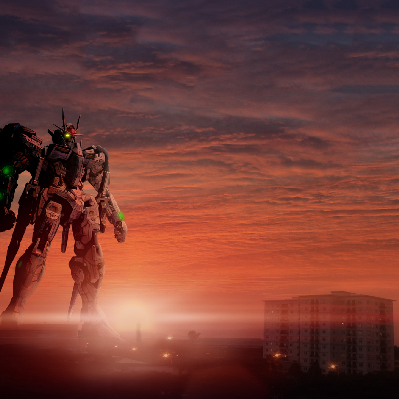 Gundam Iphone Wallpaper: Download Anime Gundam 950x1534 Resolution, Full HD Wallpaper