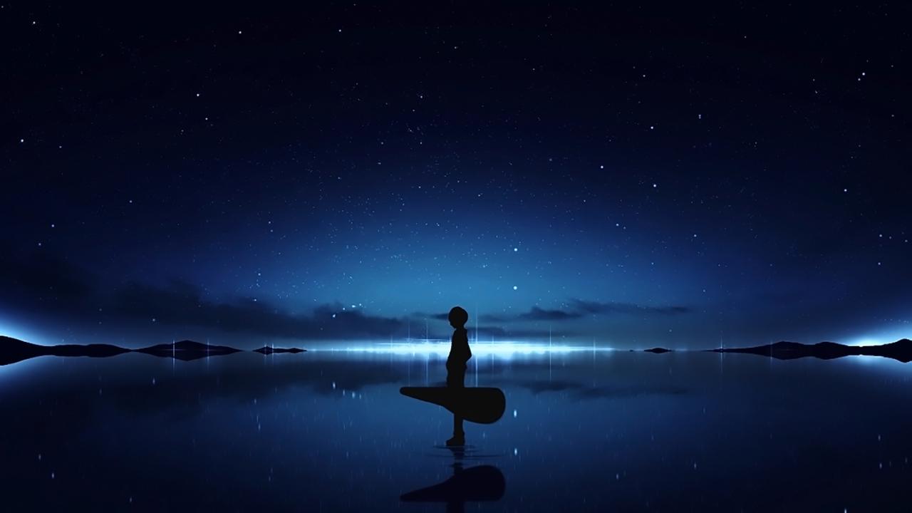 1280x720 Anime Original Alone Boy 720P Wallpaper, HD Anime ...