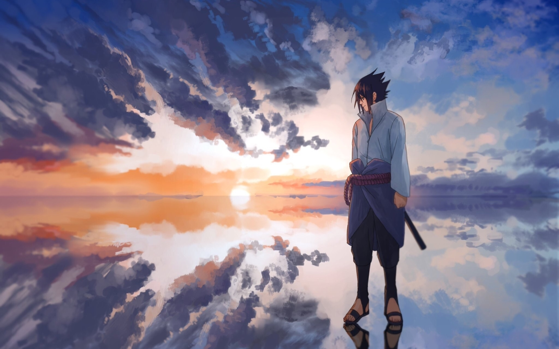 1440x900 Anime Sasuke Uchiha 1440x900 Wallpaper, HD Anime ...