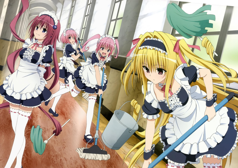 Anime To Love Ru To Love Ru Darkness Wallpaper Hd Anime