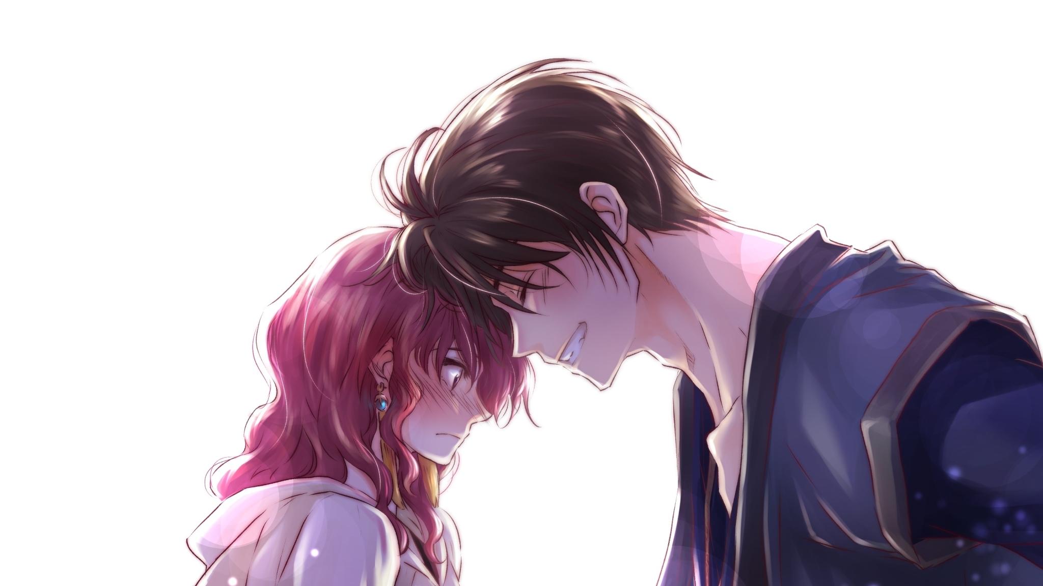2048x1152 Anime Yona Of The Dawn 2048x1152 Resolution