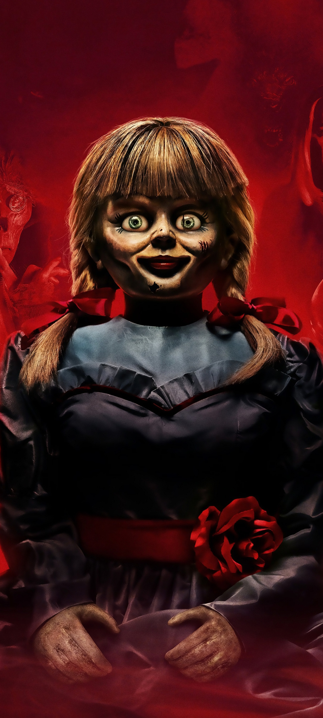 1080x2400 Annabelle Comes Home 1080x2400 Resolution ...