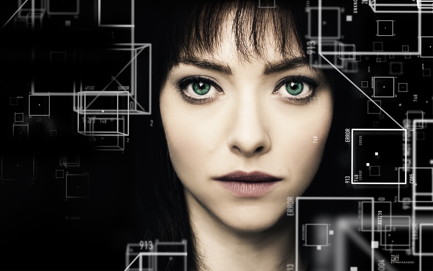 2018 Movie Posters: Anon Amanda Seyfried 2018 Movie Poster, HD 4K Wallpaper