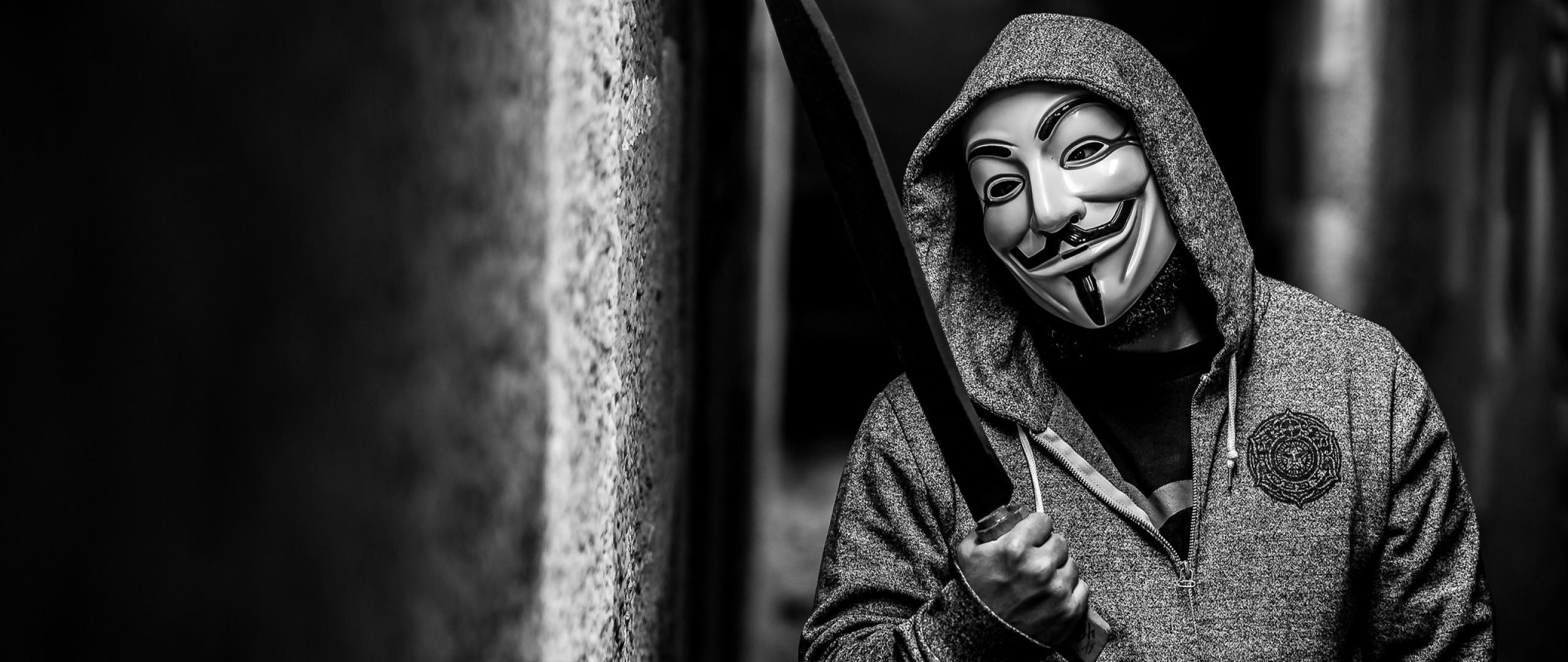 Крутые картинки чуваков в масках