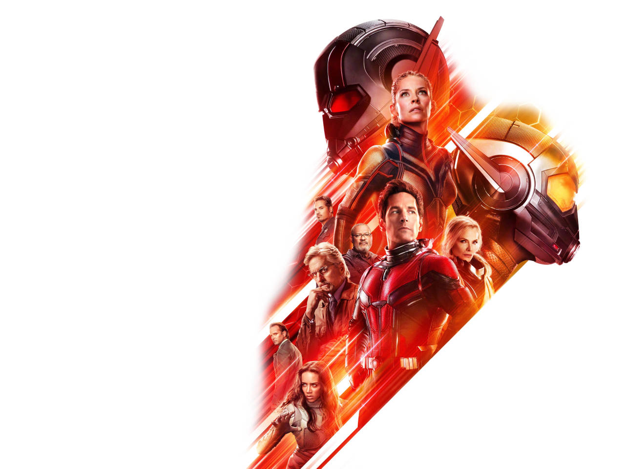 Ant Man And The Wasp Wallpaper: Ant-man And The Wasp 2018 Poster, HD 8K Wallpaper