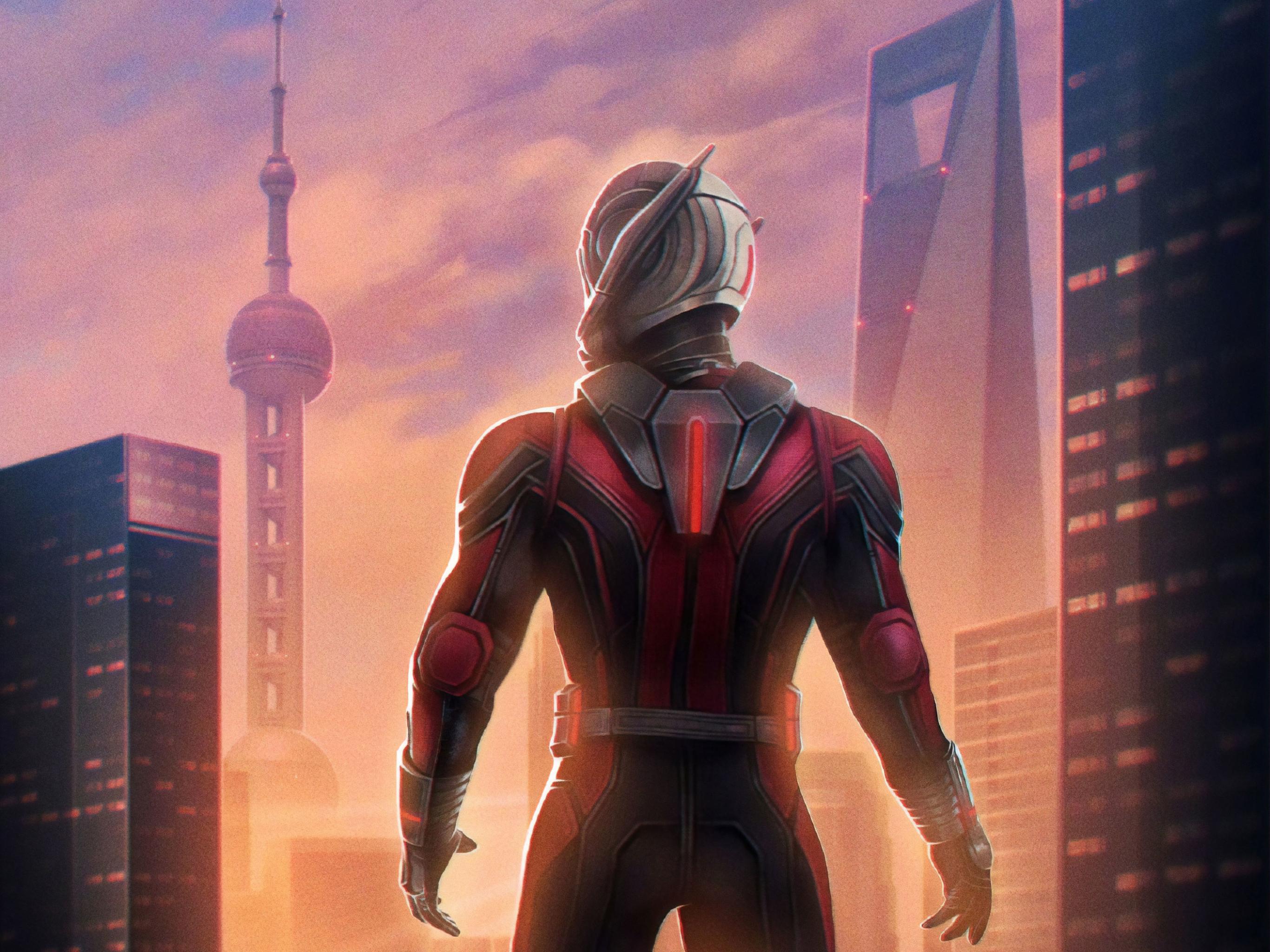 2732x2048 Ant Man Avengers Endgame 2732x2048 Resolution Wallpaper