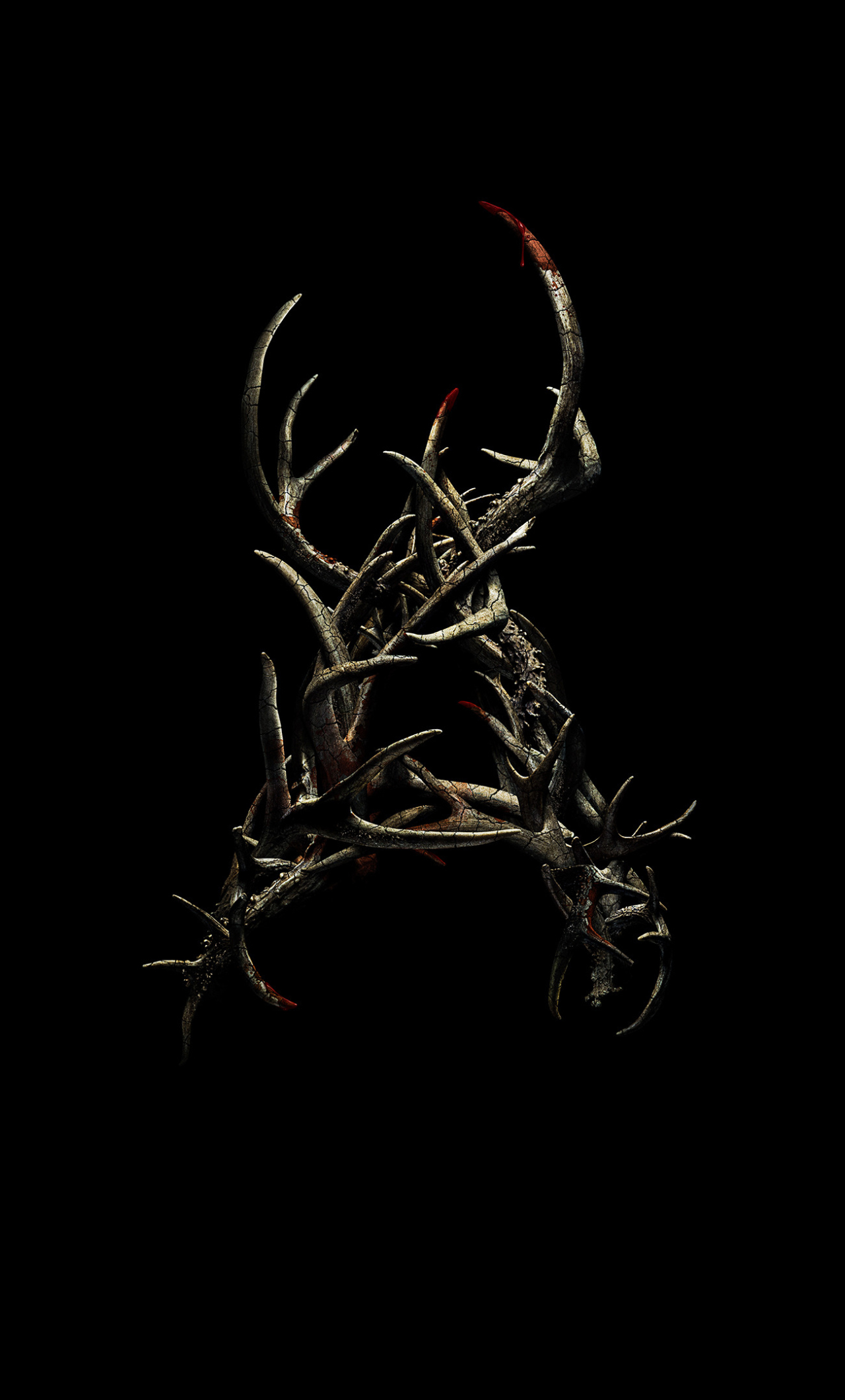 Antlers Movie Wallpaper in 1280x2120 Resolution