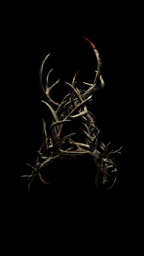 Antlers Movie Wallpaper in 480x854 Resolution