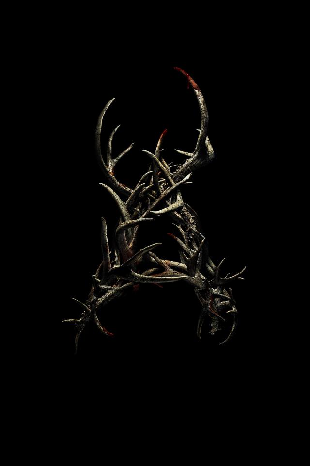 Antlers Movie Wallpaper in 640x960 Resolution