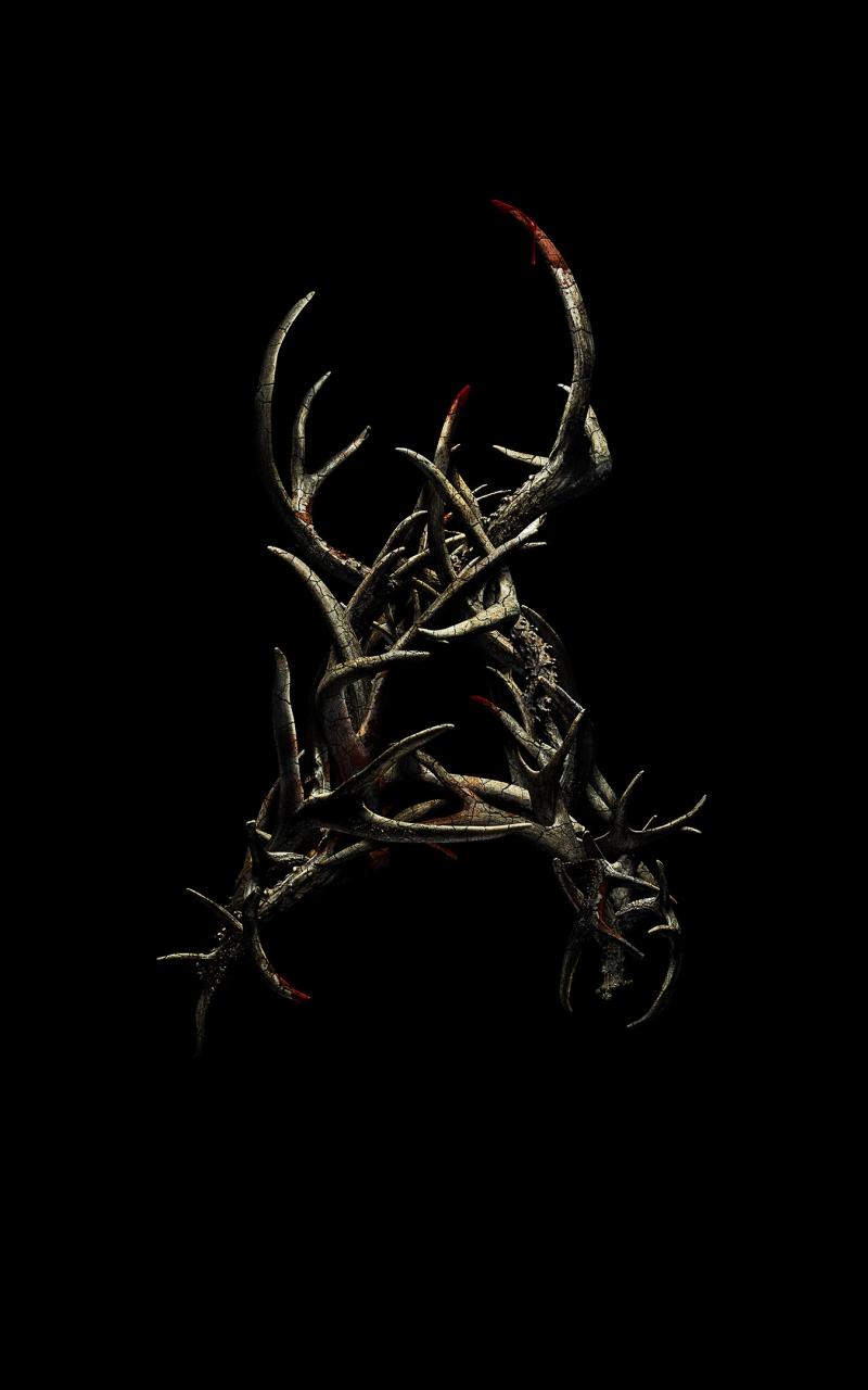 Antlers Movie Wallpaper in 800x1280 Resolution