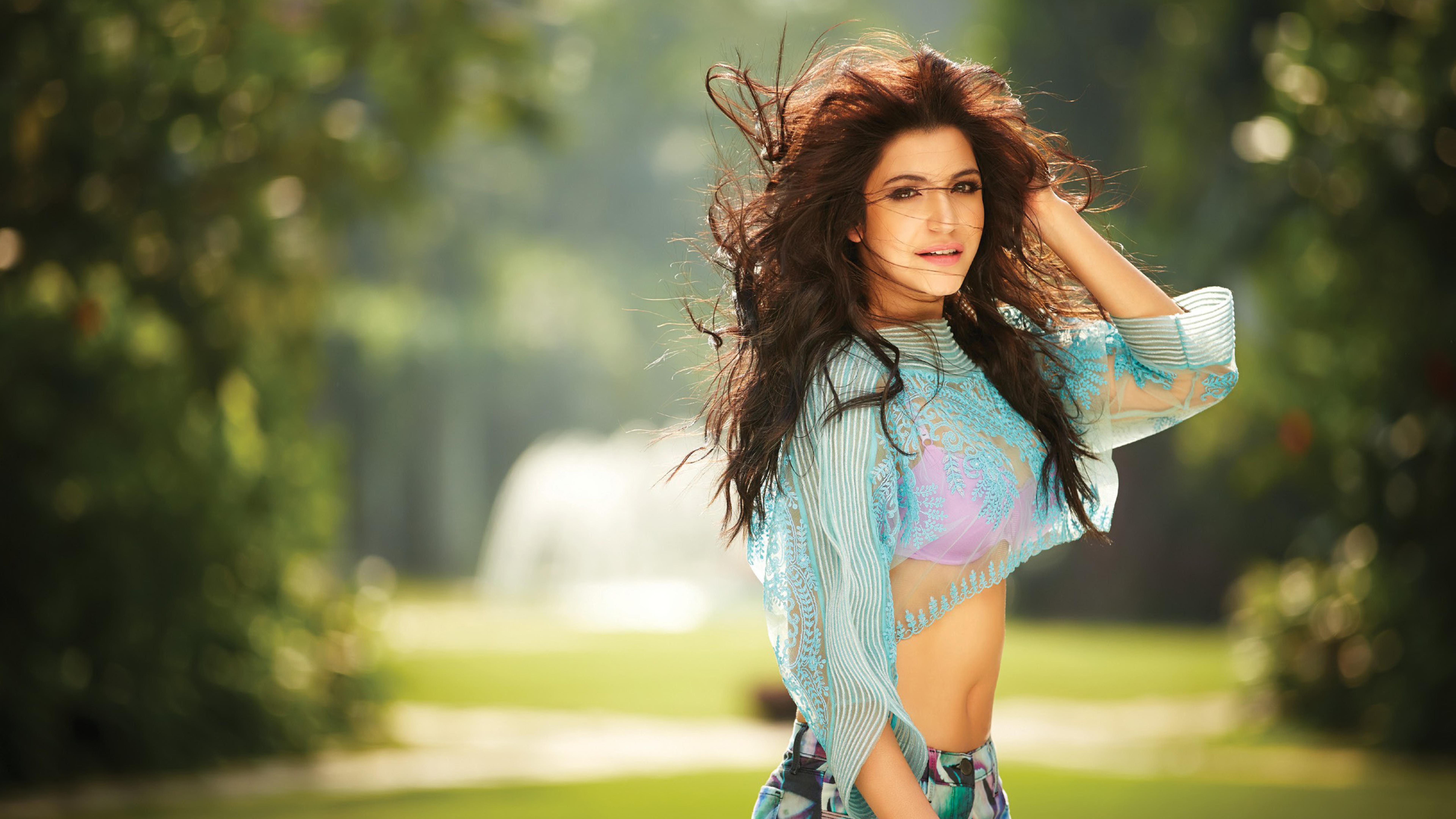 Anushka Sharma Sexy Photoshoot, Full Hd 2K Wallpaper-2326