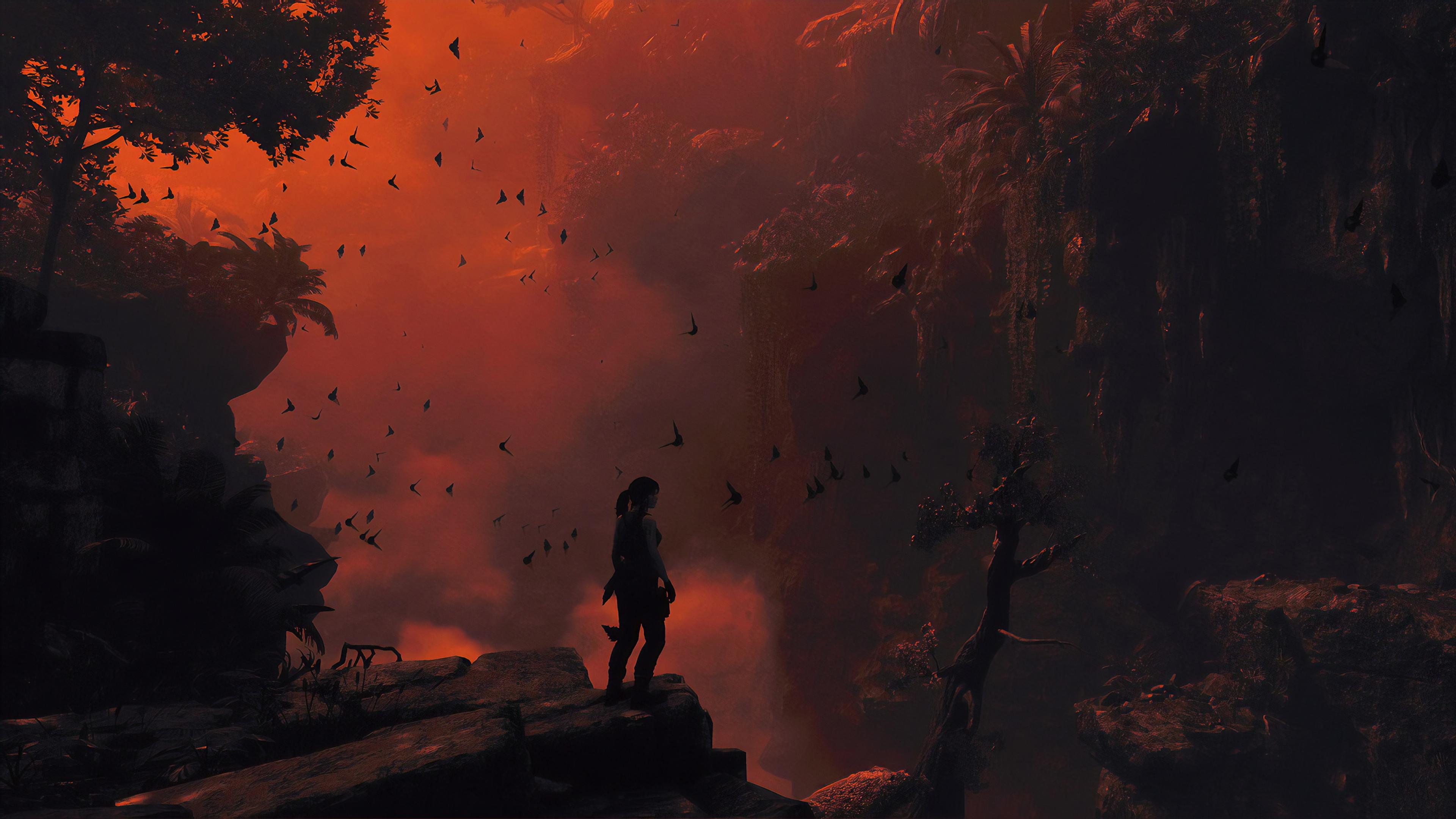 3840x2160 Apocalypse Shadow Of The Tomb Raider 4k Wallpaper Hd