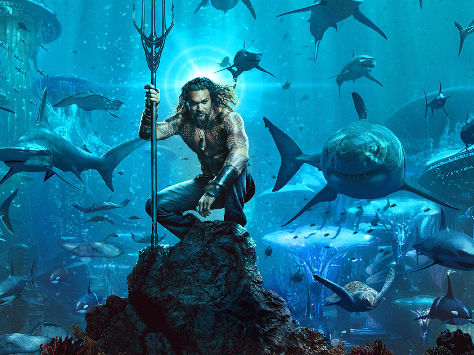 2018 Movie Posters: Aquaman 2018 Movie Poster, Full HD Wallpaper