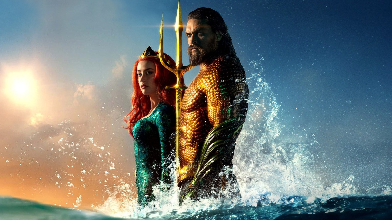 Aquaman 2018 Movie, Full HD 2K Wallpaper