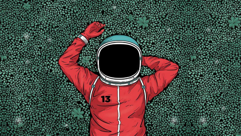 1360x768 Artistic Astronaut Desktop Laptop Hd Wallpaper Hd Artist 4k Wallpapers Images Photos And Background