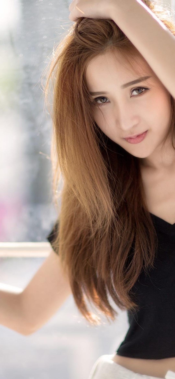 Girl wallpaper asian cute Wallpaper Dress,