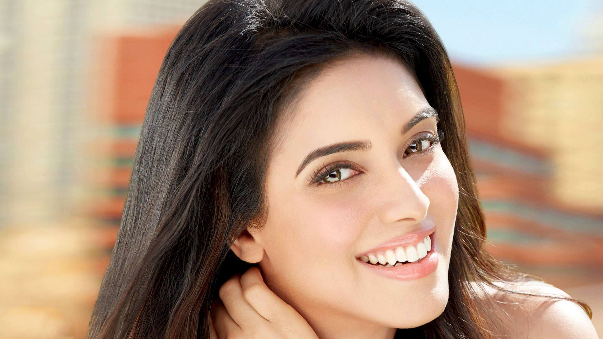 asin super cute smile latest photoshoot, full hd wallpaper