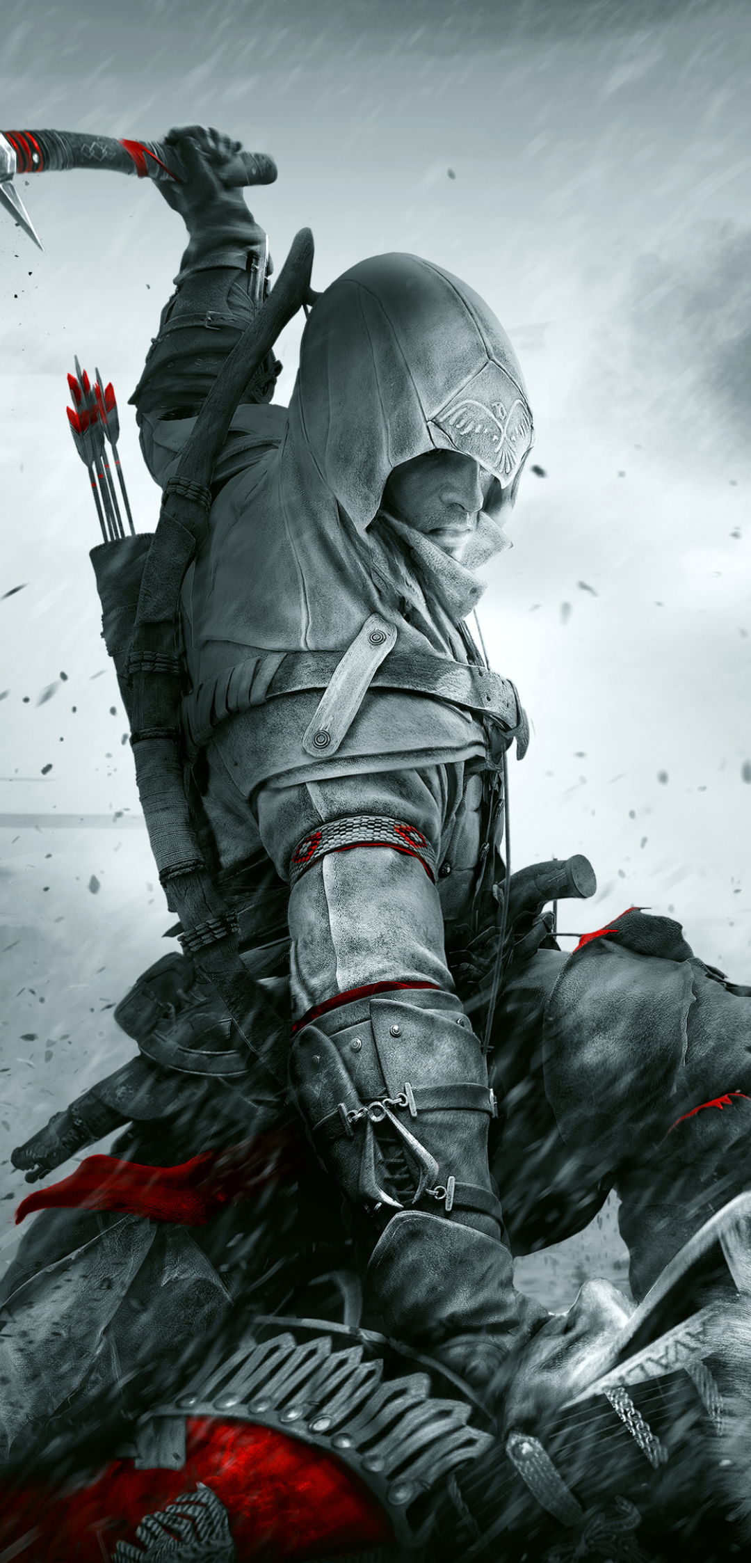 1080x2246 Assassin S Creed 3 4k 1080x2246 Resolution Wallpaper Hd