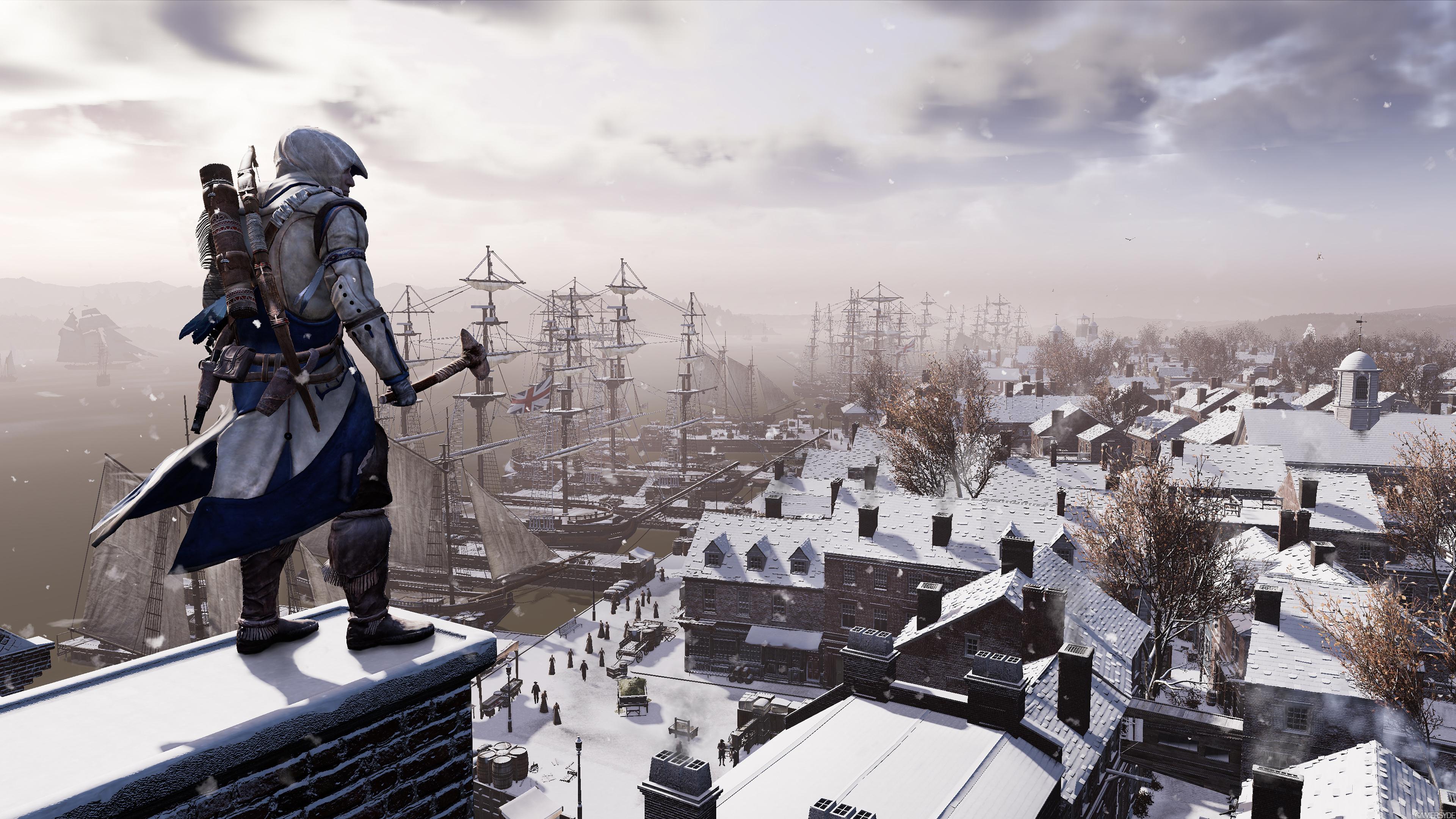 Assassins Creed Remastered Wallpaper Hd Games 4k