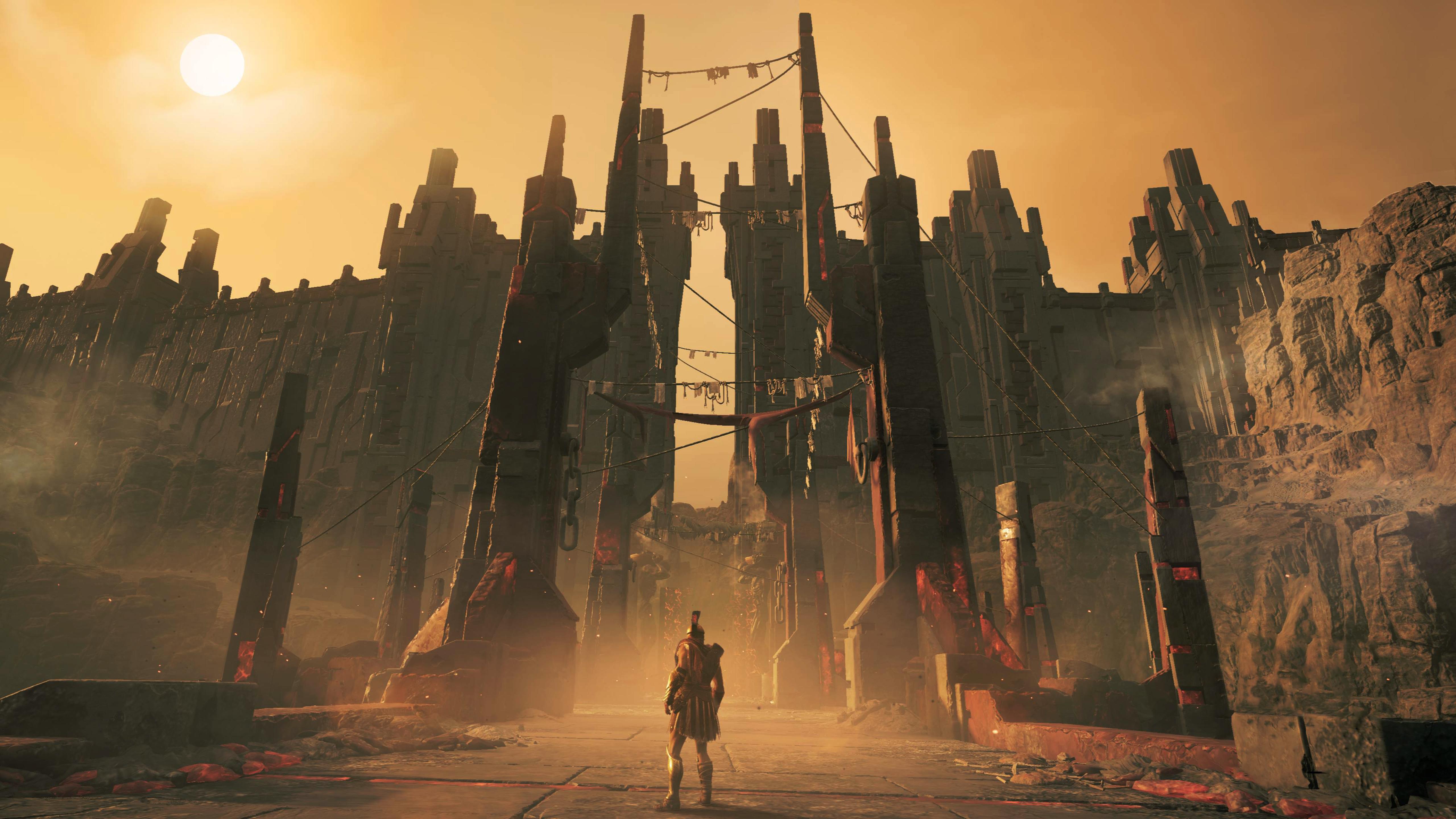 5120x2880 Assassins Creed Odyssey Fate Of Atlantis 4k 5k