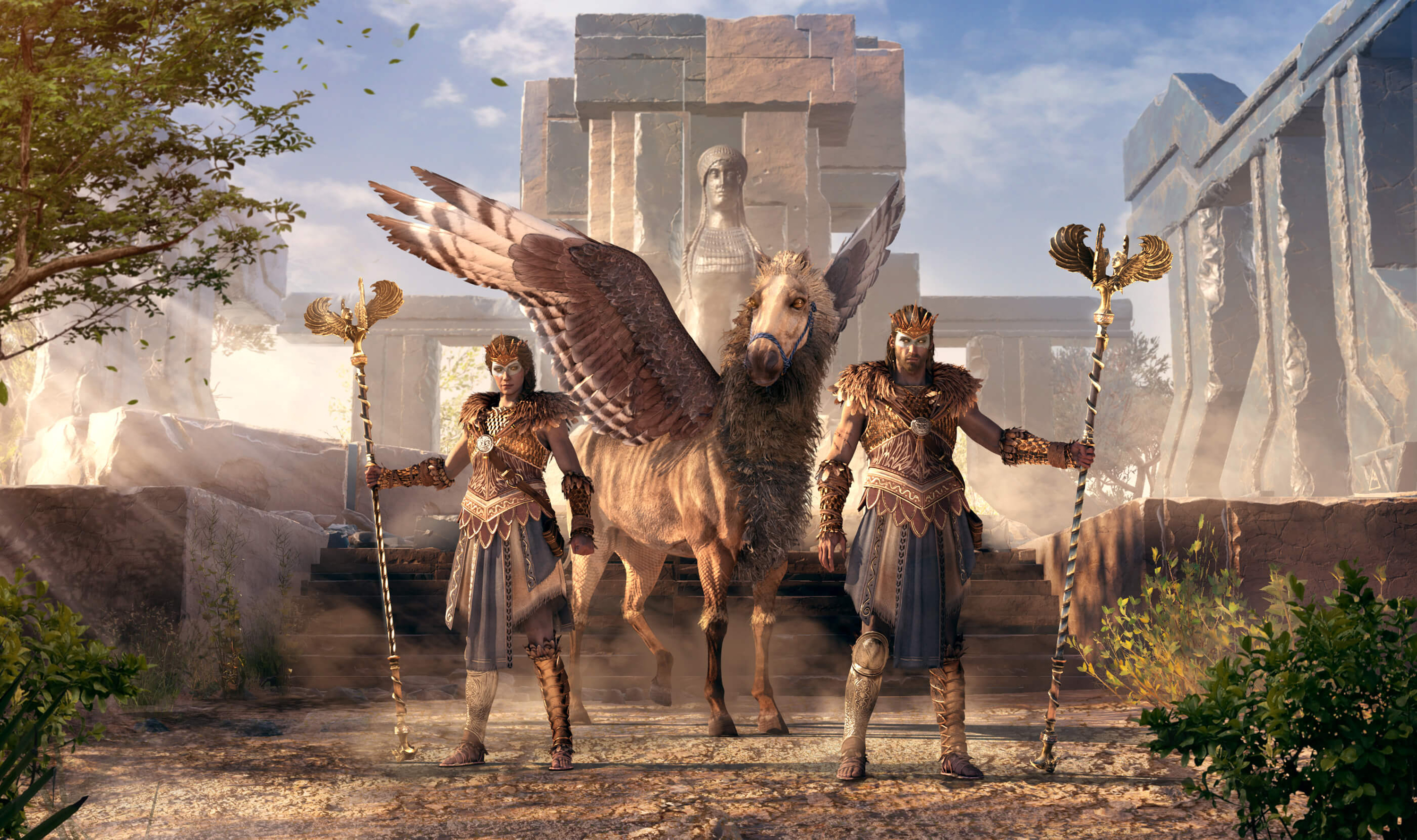 assassins creed pegasos gear - HD 2880×1800