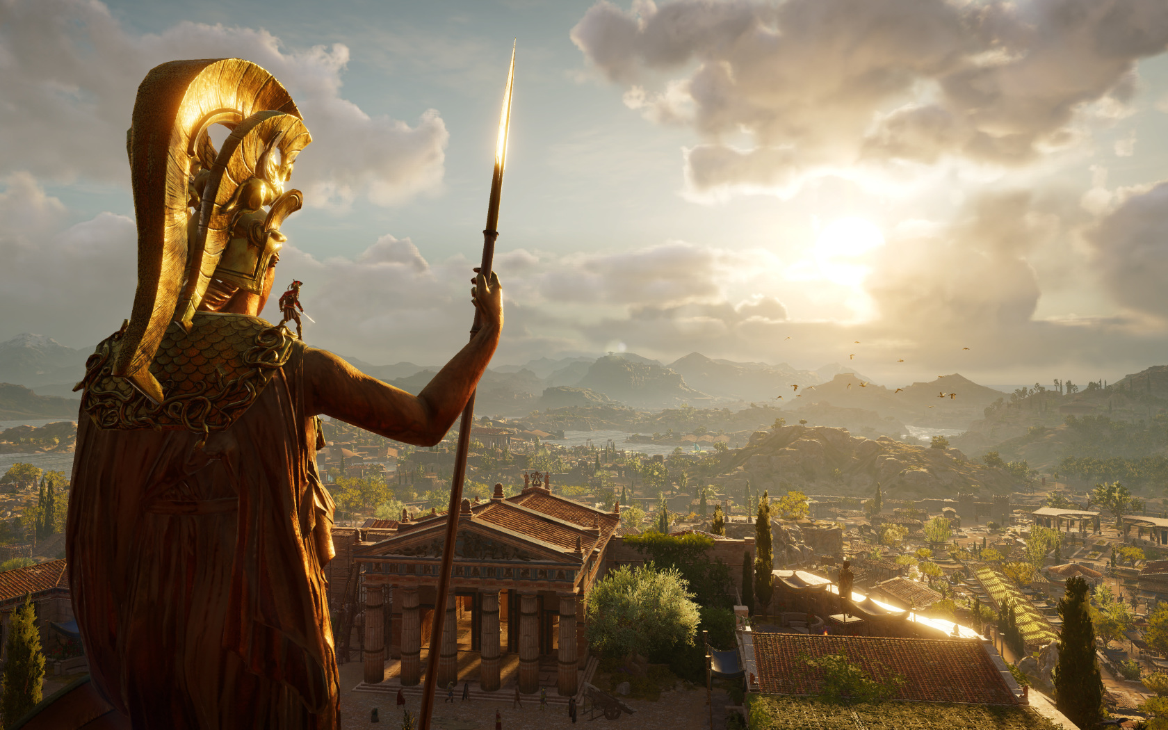 Download Assassin's Creed Odyssey 1920x1080 Resolution, HD ...