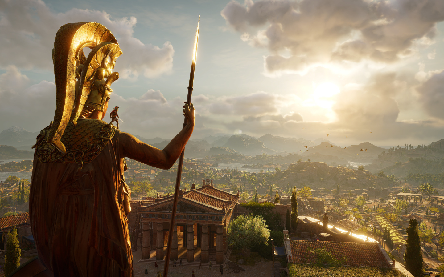 Carpet For Cars >> Assassin's Creed Odyssey, HD 4K Wallpaper