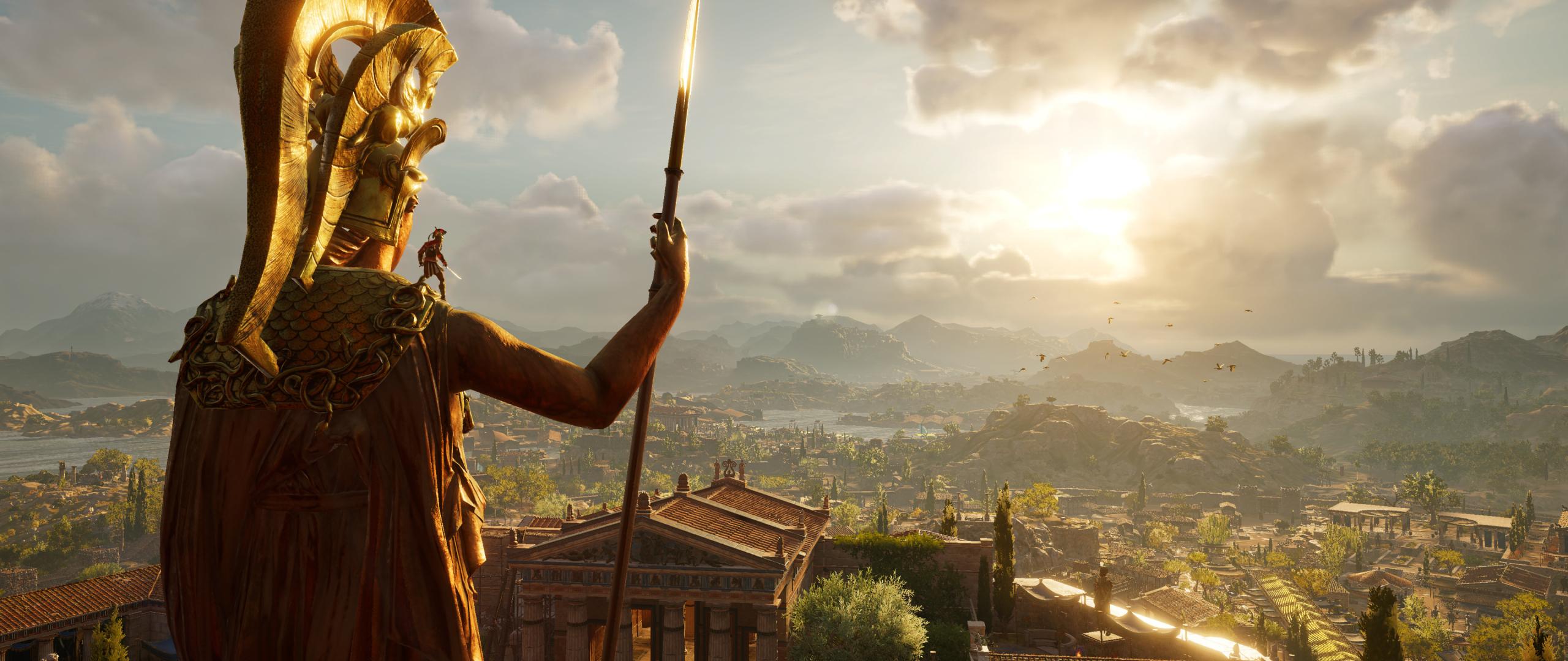 Assassin S Creed Odyssey Hd 4k Wallpaper