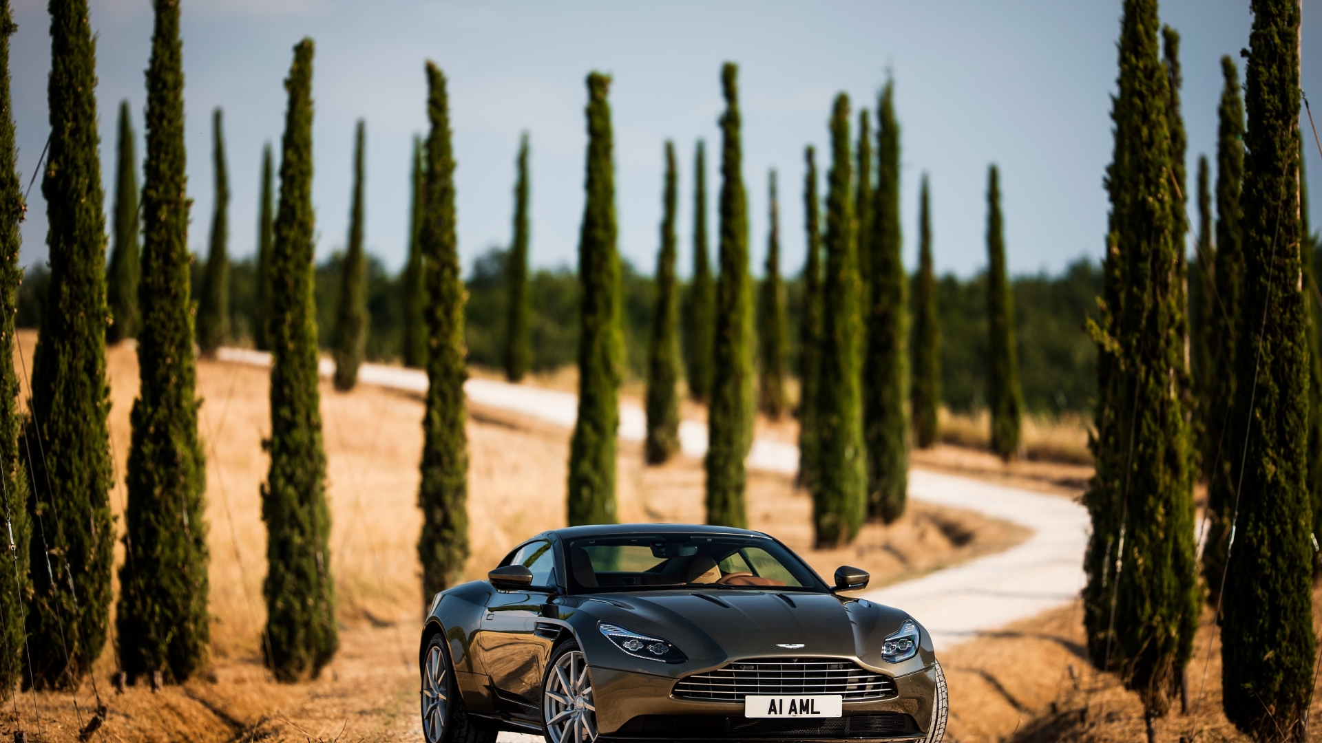 1920x1080 Aston Martin Db1 Front View 1080p Laptop Full Hd
