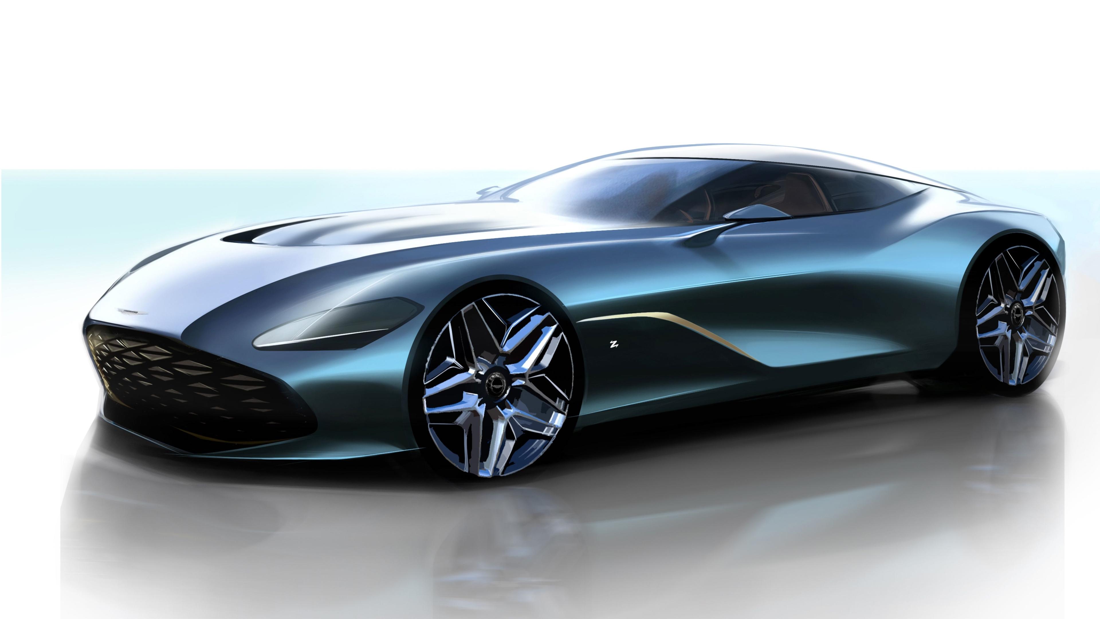 3840x2160 Aston Martin Dbs Gt Zagato 2019 4k Wallpaper Hd