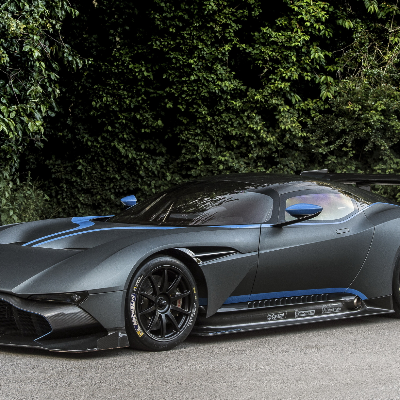 Aston Martin, Vulcan, Side View, HD 4K Wallpaper